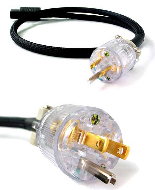 HC-150ACW オーブ ハイエンドオーディオ用電源ケーブル(1.5m) ORB