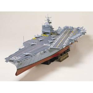 1/350 アメリカ海軍 原子力航空母艦 CVN-65 エンタープライズ 【78007】 タミヤ