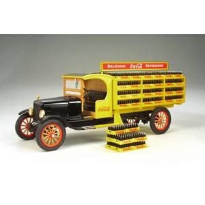 1/24 ダイキャストカー 1927年コカ・コーラ・デリバリー・トラック D2006 ダンバリー・ミント