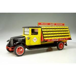 1/24 ダイキャストカー 1928年コカ・コーラ・デリバリー・トラック D2007 ダンバリー・ミント