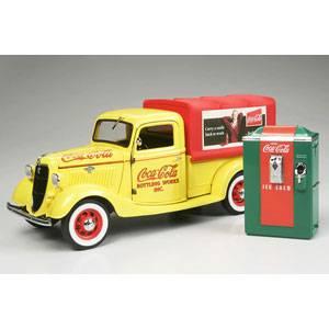 1/24 ダイキャストカー 1935年コカ・コーラ・デリバリー・トラック D2015 ダンバリー・ミント