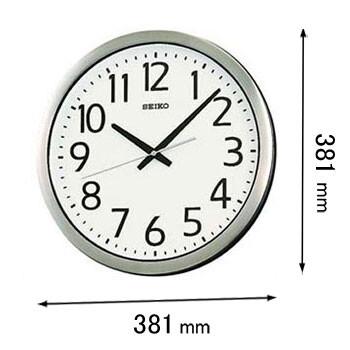 KH406S セイコークロック 掛け時計 [KH406S]【返品種別A】
