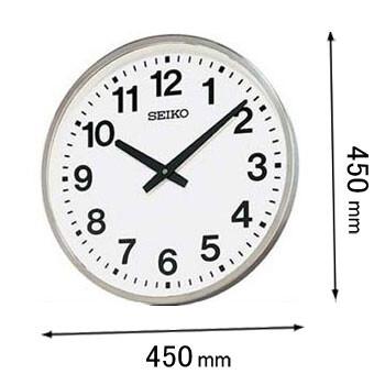 KH411S セイコークロック 掛け時計 [KH411S]【返品種別A】