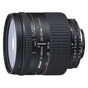 AF24-85/2.8-4D ニコン Ai AF Zoom-Nikkor 24-85mm f/2.8-4D IF ※FXフォーマット用レンズ(36mm×24mm)