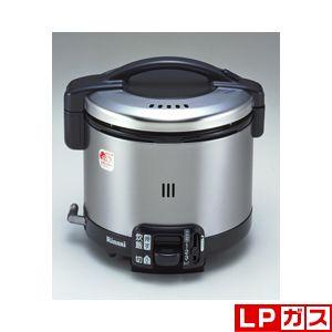 RR-100GS-C-B-LP リンナイ ガス炊飯器【プロパンガスLP用】 こがまる 1.1升