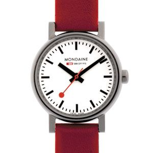 A658.30301.11SBC レディース モンディーン Official Swiss Railways Watch