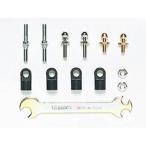 日本正規代理店品 TT-01 ターンバックルタイロッドセット OP-662 激安価格と即納で通信販売 タミヤ ラジコン用パーツ 53662