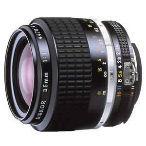 AI35/F1.4S ニコン Ai Nikkor 35mm f/1.4S ※マニュアルフォーカスレンズ
