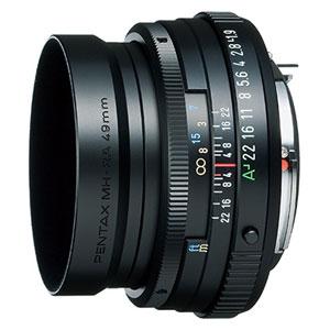FA43/1.9 リミテツド-BK ペンタックス smc PENTAX-FA 43mmF1.9 Limited(ブラック)