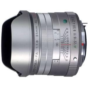 FA31F1.8AL-S ペンタックス FA 31mm F1.8 AL Limited シルバー ※Kマウント用レンズ(フルサイズ対応)