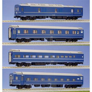 激安卸販売新品 鉄道模型 カトー 再生産 HO 4両基本セット 送料無料激安祭 24系25形寝台客車 3-510