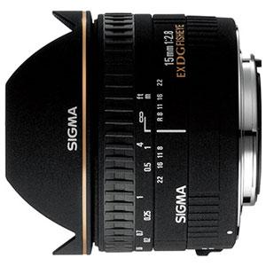 15MM2.8EXDG-NA シグマ 15mm F2.8 EX DG DIAGONAL フィッシュアイ※ニコンマウント ※DGレンズ(フルサイズ対応)