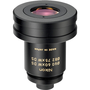 60Xワイド/75XワイドDS ニコン ニコン フィールドスコープ DS接眼レンズ