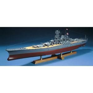 1/250 木製模型 戦艦大和 ウッディジョー
