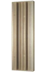 Diffusor(ディフューザー) QRD 音響拡散パネル未塗装・600x1800x100mm・1枚