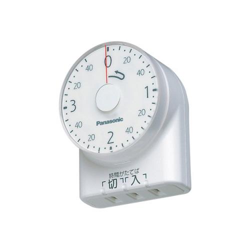 WH3201WP パナソニック ダイヤルタイマー ホワイト 人気ブランド多数対象 現金特価 3時間形 Panasonic