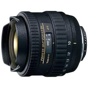 AT-X 107 DX CAF トキナー AT-X 107 DX Fisheye 10-17mm F3.5-4.5(IF)※キヤノンマウント ※APS-Cサイズ用レンズ