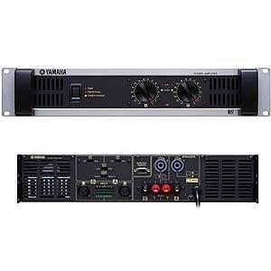 XP-5000 ヤマハ PRO設備用パワーアンプ