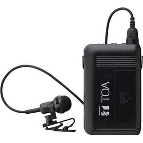 WM-1320 TOA ワイヤレスマイク(タイピン型)