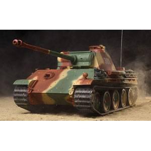 1/16電動RC ドイツV号戦車 パンサーG型 フルオペレーションセット【56021】 タミヤ