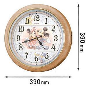 FW-561-A セイコークロック からくり時計 【ディズニー】 セイコーメロディ [FW561A]【返品種別A】