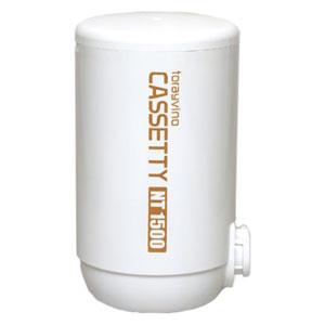 MKC.NTJ 高級品 東レ 浄水器用交換カートリッジ蛇口型ベーシックタイプ 1個入 カセッティ トレビーノ 上等 MKCNTJ TORAY