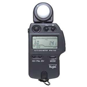 【各種クーポンあり。数上限ございます】KFM-1100 ケンコー 露出計 オートデジメーター KFM-1100