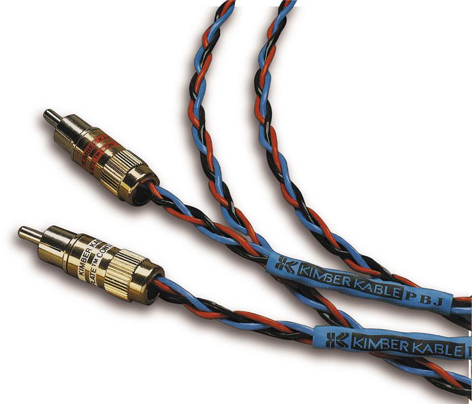 PBJ-ULTR-0.5 キンバーケーブル RCAケーブル(0.5m・ペア)【特注品】 KIMBER KABLE