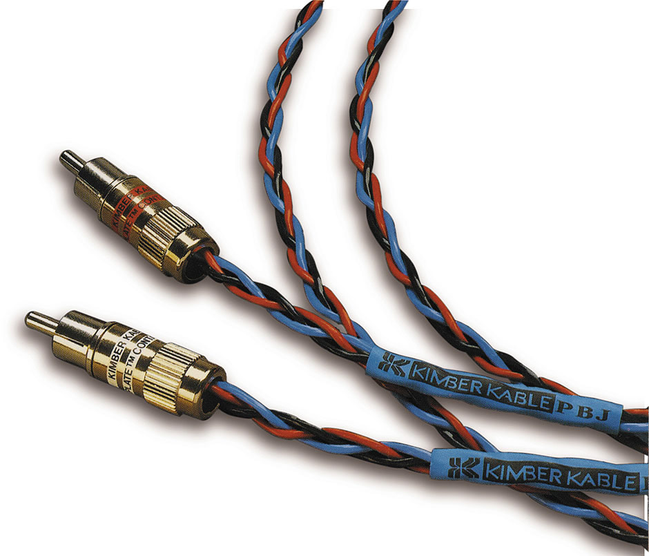 PBJ-ULTR-7.0 キンバーケーブル RCAケーブル(7.0m・ペア)【特注品】 KIMBER KABLE