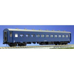 鉄道模型 カトー 再生産 HO スハ43 1-551 改装形 捧呈 セール品 ブルー