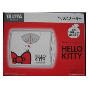 HA-011-KT 定価の67%OFF タニタ HA011KT いよいよ人気ブランド ハローキティアナログヘルスメーター