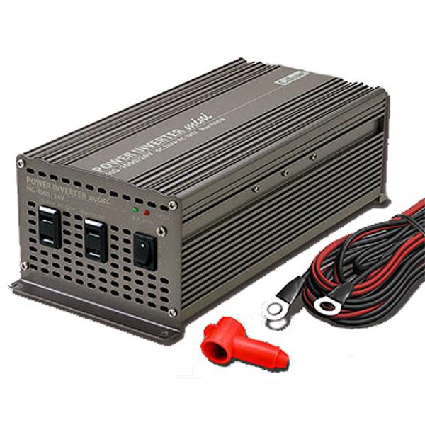 HG-1000/24V セルスター 24V専用DC/ACインバーター CELLSTAR