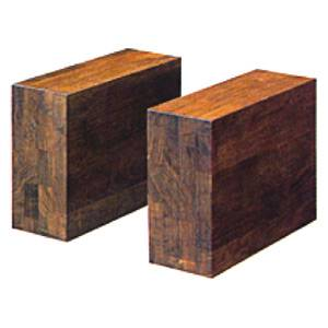 SD-BA1N 朝日木材加工 オーディオベースブロック(2個入) ADK