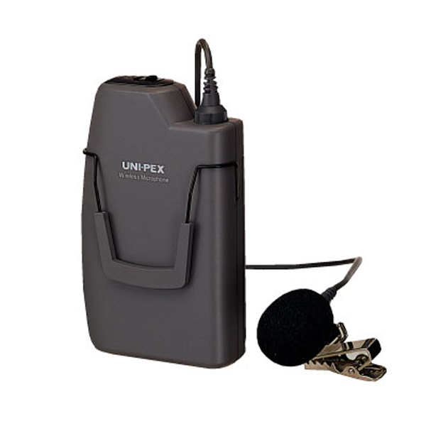 WM-3100 ユニペックス 300MHzツーピース形ワイヤレスマイクロホン UNIPEX