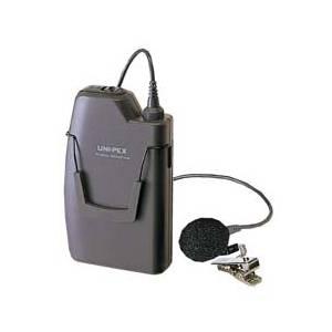 WM-8100A ユニペックス 800MHzツーピース形ワイヤレスマイク UNIPEX
