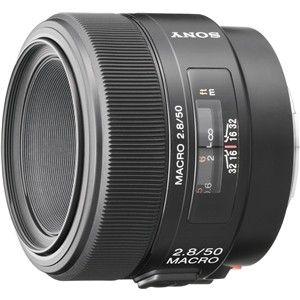 SAL50M28 ソニー 50mm F2.8 Macro ※Aマウント用レンズ(フルサイズ対応)