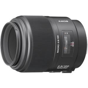 SAL100M28 ソニー 100mm F2.8 Macro ※Aマウント用レンズ(フルサイズ対応)