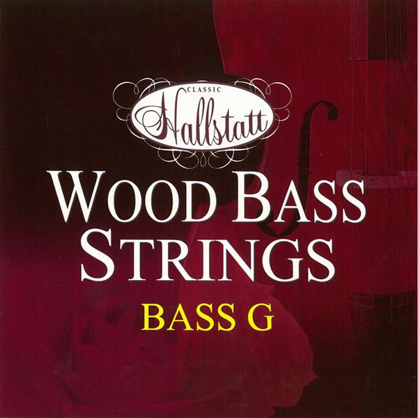 HWB1 ハルシュタット ウッドベース弦(1弦 G用) Hallstatt