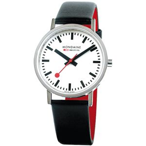 A660.30314.11SBB モンディーン Official Swiss Railways Watch Classic 【返品種別B】