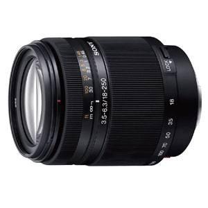 SAL18250 ソニー DT 18-250mm F3.5-6.3 ※Aマウント用DTレンズ(APS-Cサイズ用)