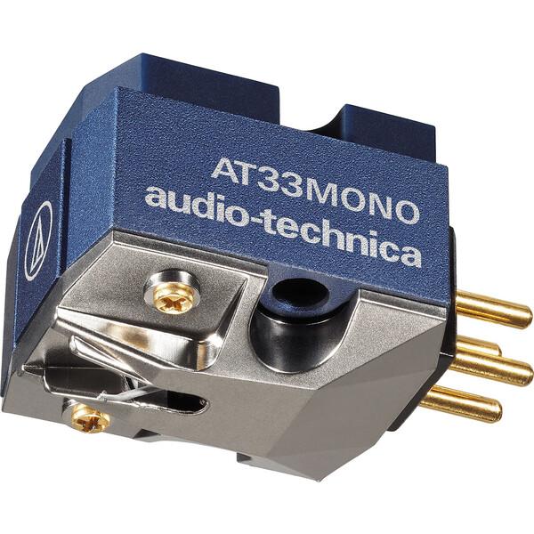 AT33MONO オーディオテクニカ MC型モノラルカートリッジ audio-technica