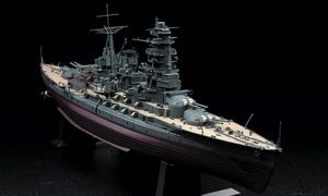 【再生産】1/350 日本海軍 戦艦 長門 昭和十六年 開戦時【Z24】 ハセガワ