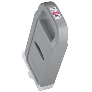 PFI-701M キヤノン 純正imagePROGRAF用インクタンク(顔料・マゼンタ・700ml)[0902B001] PFI-701