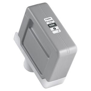 PFI-301MBK キヤノン 純正imagePROGRAF用インクタンク(顔料・マットブラック・330ml)[1485B001] PFI-301