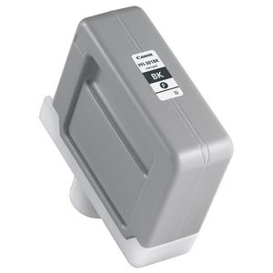 PFI-301BK キヤノン 純正imagePROGRAF用インクタンク(顔料・ブラック・330ml)[1486B001] PFI-301