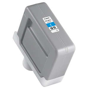 PFI-301C キヤノン 純正imagePROGRAF用インクタンク(顔料・シアン・330ml)[1487B001] PFI-301