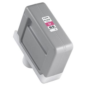 PFI-301M キヤノン 純正imagePROGRAF用インクタンク(顔料・マゼンタ・330ml)[1488B001] PFI-301
