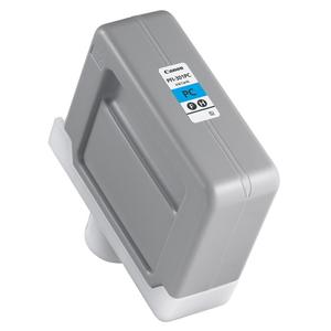 PFI-301PC キヤノン 純正imagePROGRAF用インクタンク(顔料・フォトシアン・330ml)[1490B001] PFI-301