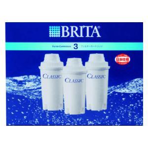 予約販売品 BJ-C3 ブリタ 通常便なら送料無料 浄水器用交換カートリッジ3個入 BJC3 BRITA