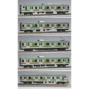 [鉄道模型]カトー 【再生産】(Nゲージ) 10-522 E231系 東海道線・湘南新宿ライン 付属編成セット(5両)